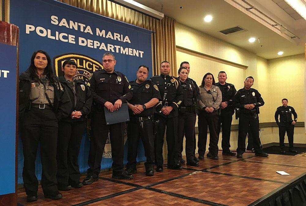 2018 Santa Maria Police Awards