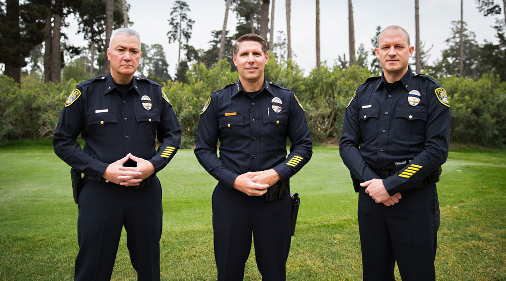 SMPD 2021 Chief and Officers