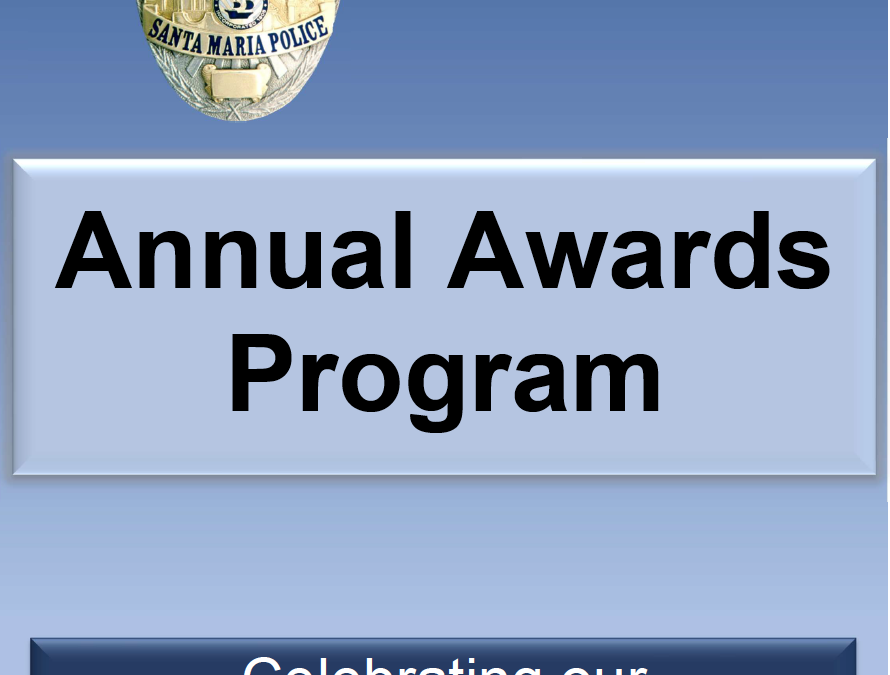 2020 SMPD Police Awards Announced